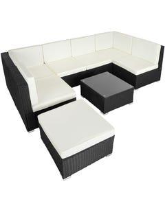 Rattan Lounge Venedig